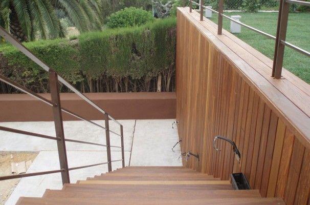 Escaleras Exterior - Parkhouse Studio #escaleras #exteriores