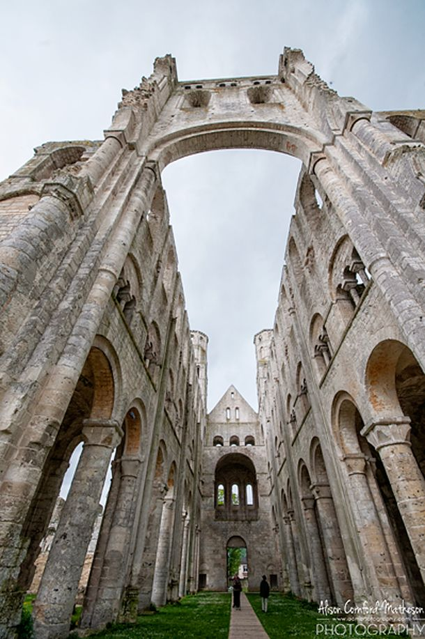 Jumieges Abbey France's Most Beautiful Ruin, in Normandy