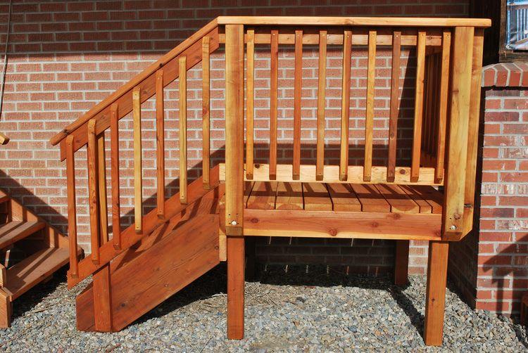 Best Redwood Deck Deck Redwood Decking Outdoor Decor 400 x 300