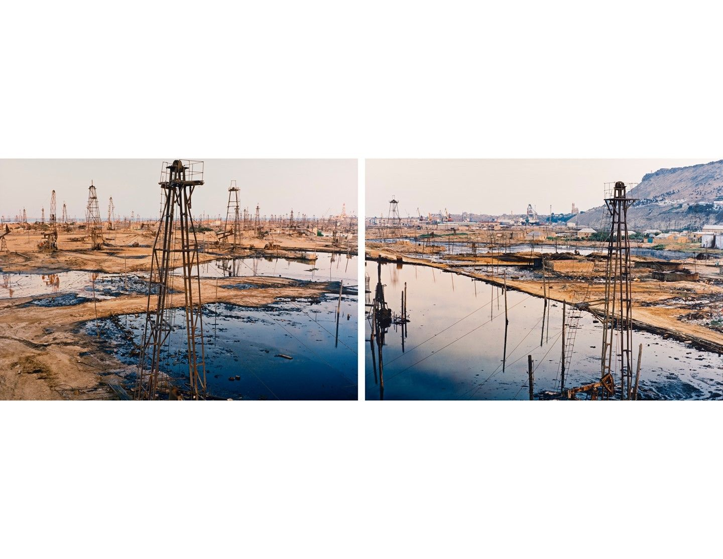 Water Wednesday Edward Burtynsky Is A Canadian Photographer And Artist Known For His Large Format Photographs Of Industrial La Landscape Art Museum Instagram