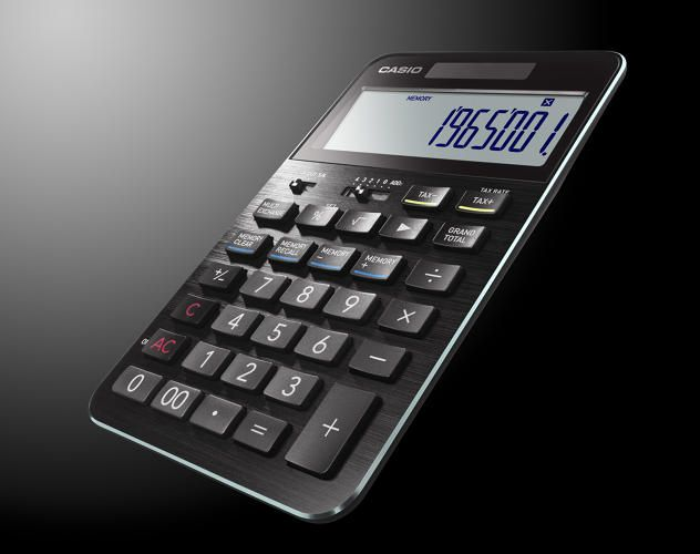 Casio's Latest Calculator Is The Best-Looking Number