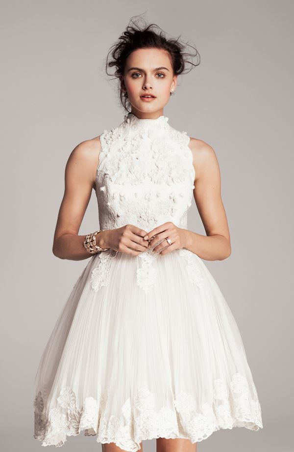 Gorgeous garden frock, dress up or down. Ted Baker London \'Telago ...