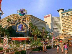 Harrah S Las Vegas Fun Place To Stay If You Like To Party