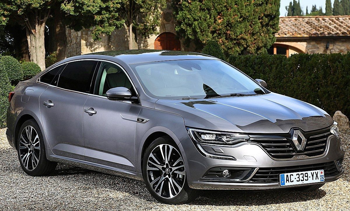The Best 2020 Renault Talisman Facelift Configurations Renault