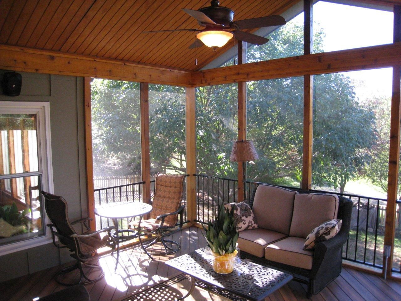 Outdoor Patio Ceiling Ideas Archadeck Of Kansas City Decks Screen Porches Sunrooms Design