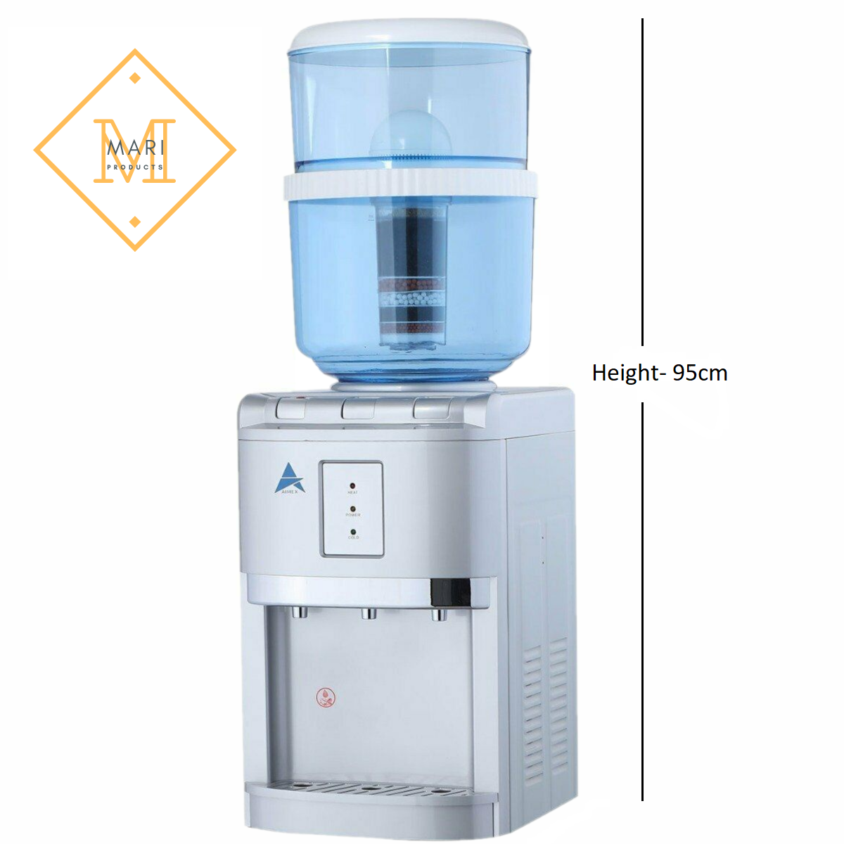 Benchtop Water Coolers Hot Cold Water Dispenser 20l Water Filter Tank And Filter Water Coolers Water Dispenser Refillable Water Bottles