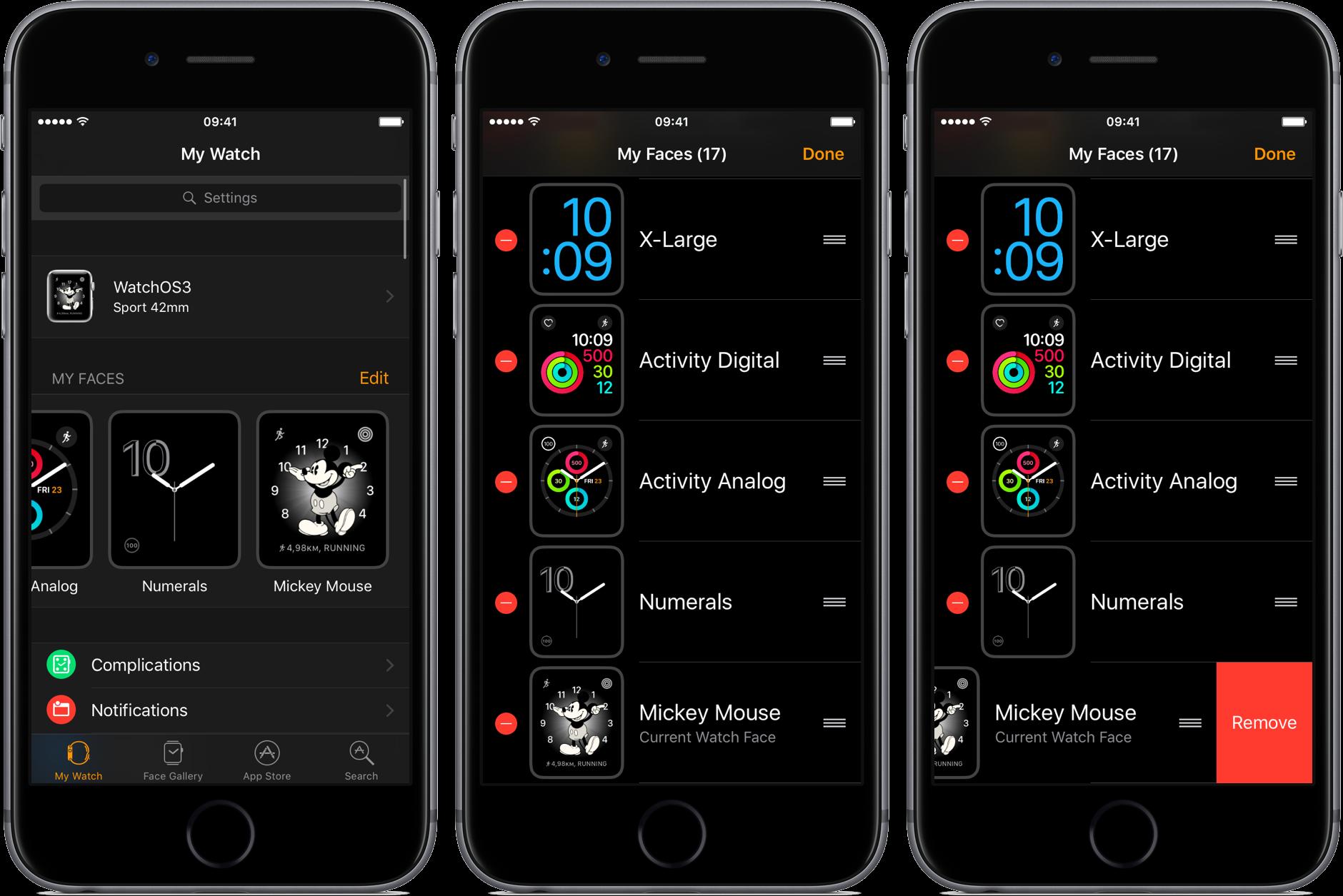 ios10photoswatchiphonescreenshot001 Ipad features