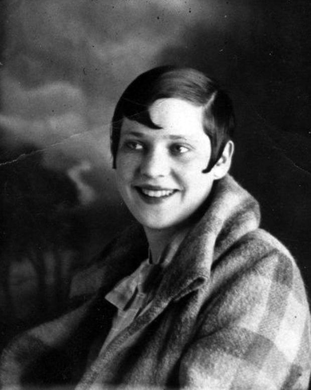Eton Crop Hairstyle 1920s The Eton Crop Pinterest Vintage