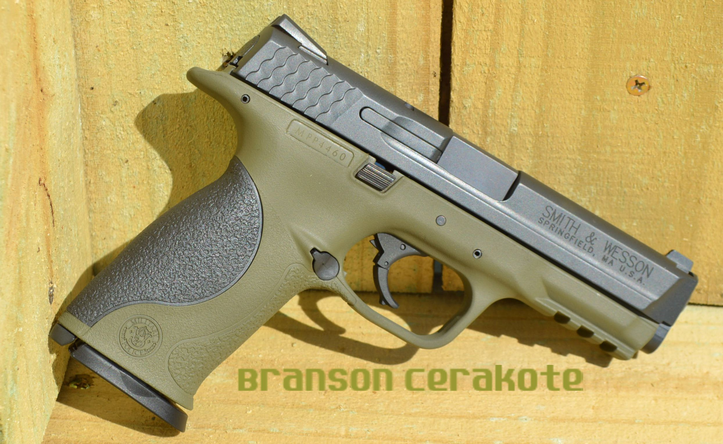 Hookup Smith And Wesson Model 10
