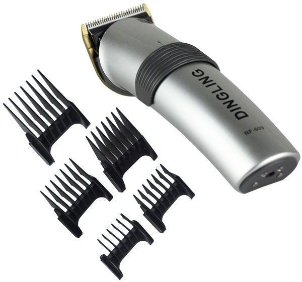 ماكينة حلاقة رجالي Dingling المطورة ماكينة حلاقة الشعر المتطورة بشفرة دائمة و حادة قابلة للتعديل Amazon Beauty Products Professional Hairstyles Hair Clippers
