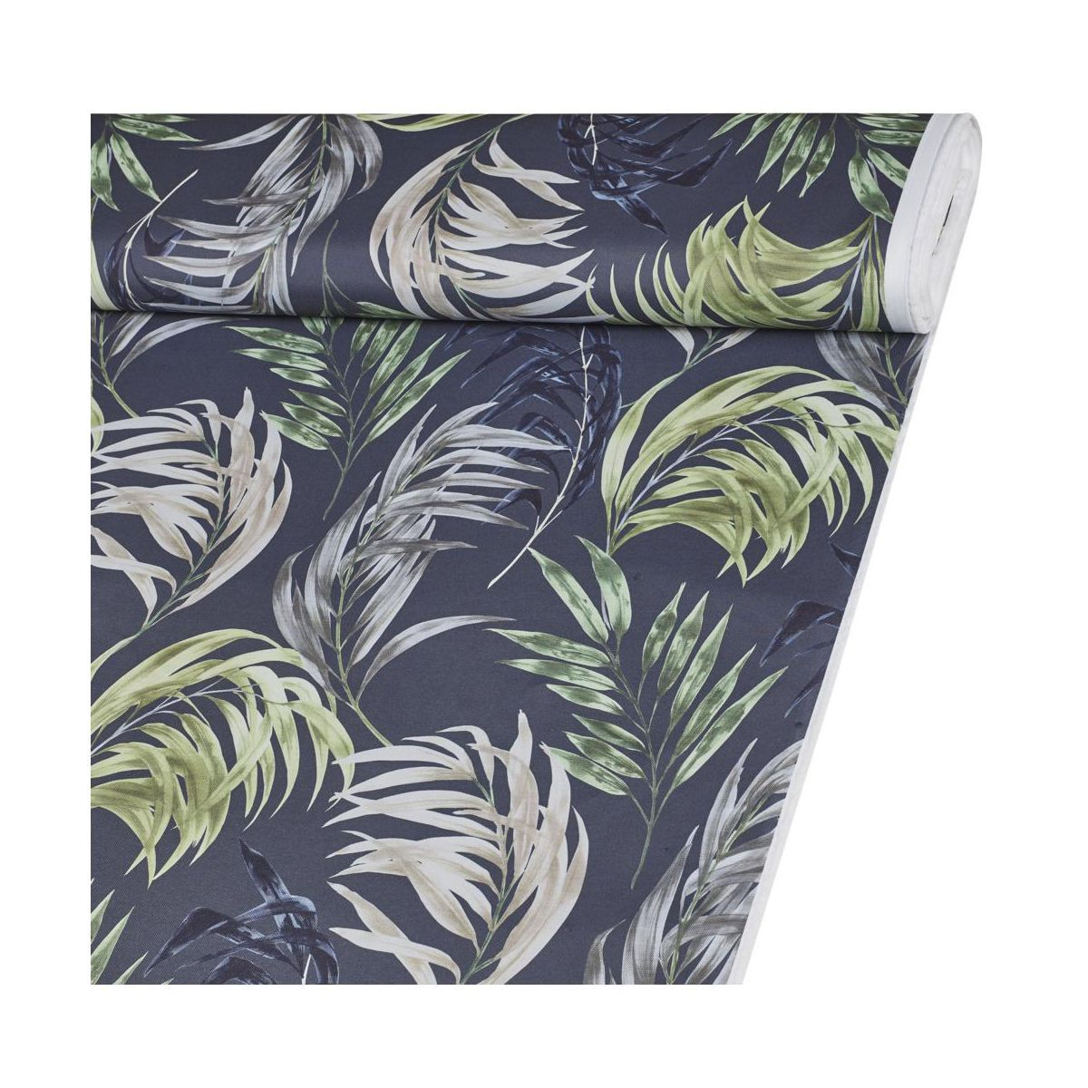 Tkanina Lezakowa Na Mb Tenture Zielona W Liscie Szer 160 Cm Tkaniny Na Metry W Atrakcyjnej Cenie W Sklepach Leroy M Prints Printed Shower Curtain Curtains