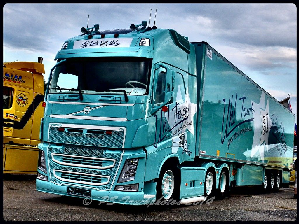 Pin by Wangh on Car Volvo trucks, Big trucks, Trucks only