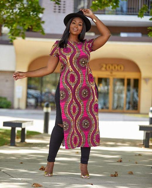 2019 African Fashion: Varieties of Ankara Styles