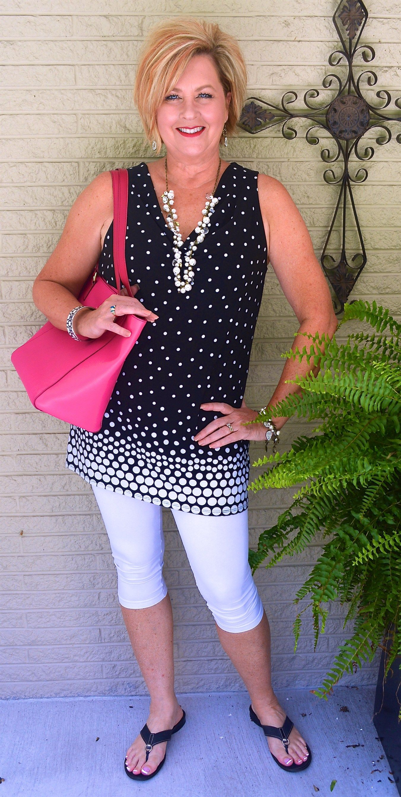 Donna feldman hot in fashion house 46