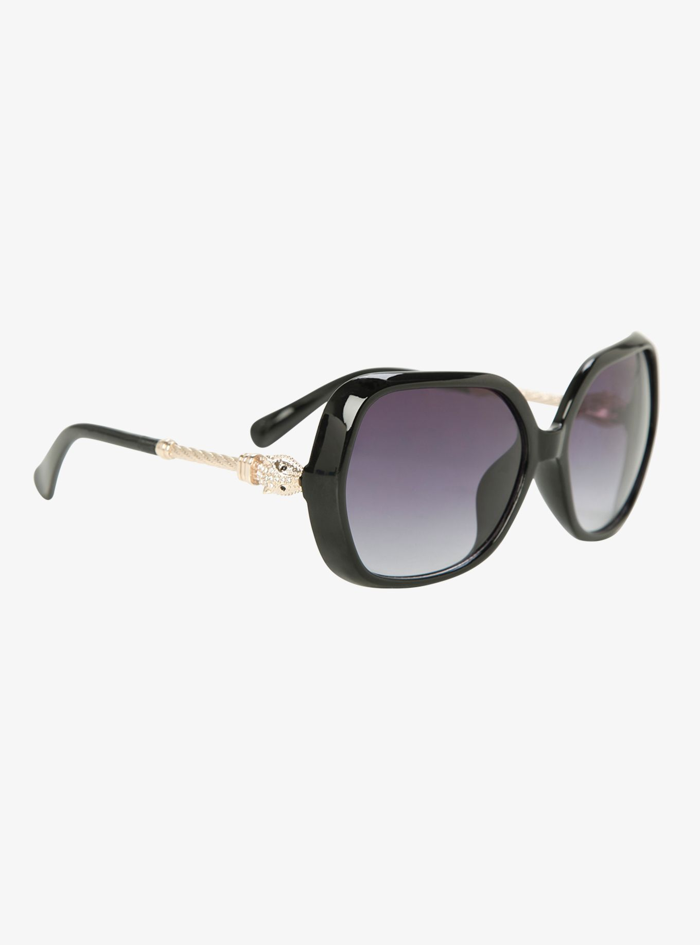 c840683374 Cat Arm Oversized Sunglasses