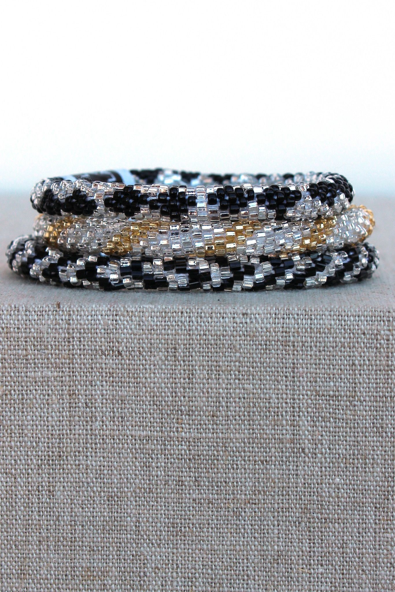 Lily and laura bracelet set black bracelet set bracelets and black