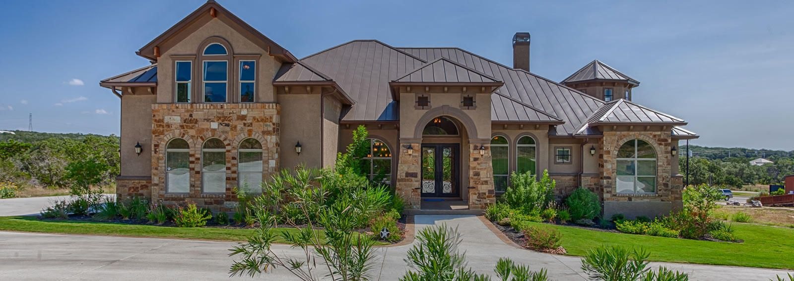 Whitestone Custom Homes Custom Homes In San Antonio Tx Custom Homes House Exterior New Home Builders