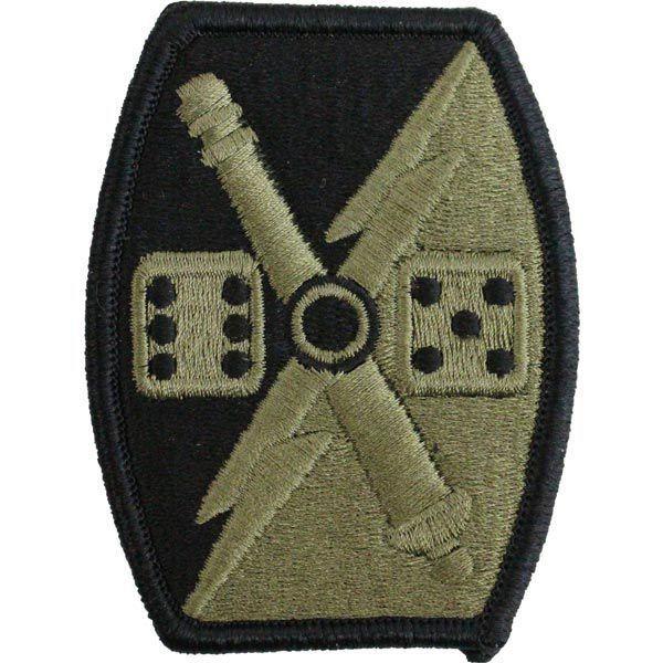 65th Fires Brigade Multicam OCP Patch