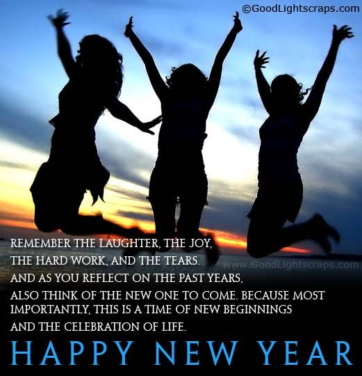 Happy New Year Things For My Wall Friend Pictures Friends Best