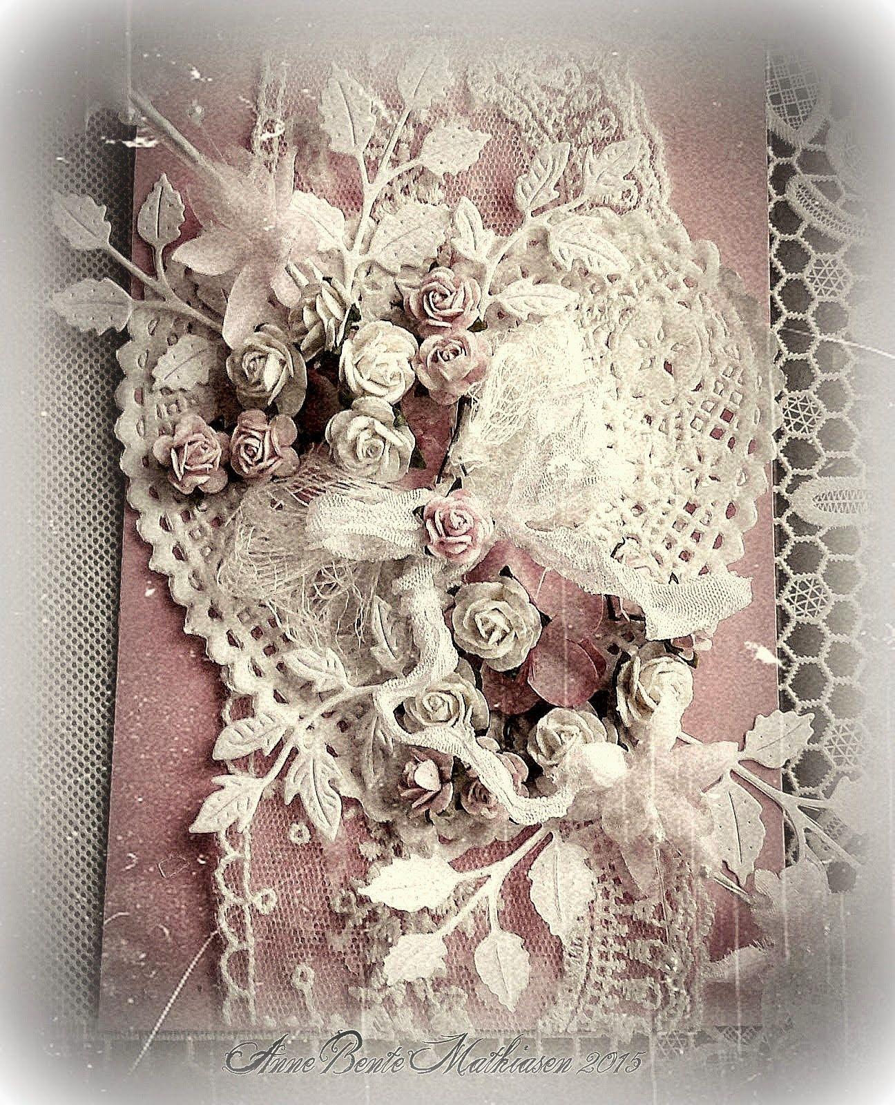 Anne Bente | CARDS - Romantik | Pinterest | Marcos y Tarjetas