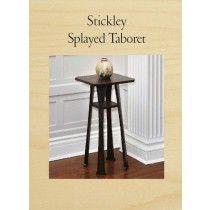 Stickley Splayed Taboret Download