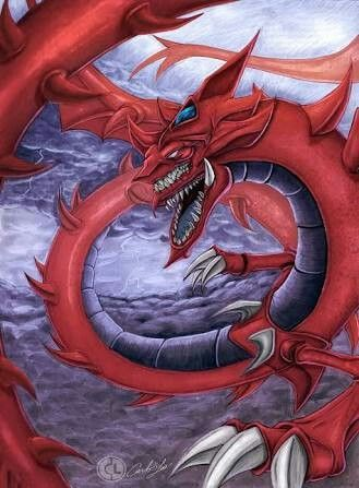 slifer the sky dragon legendary dragons pinterest dragon sky