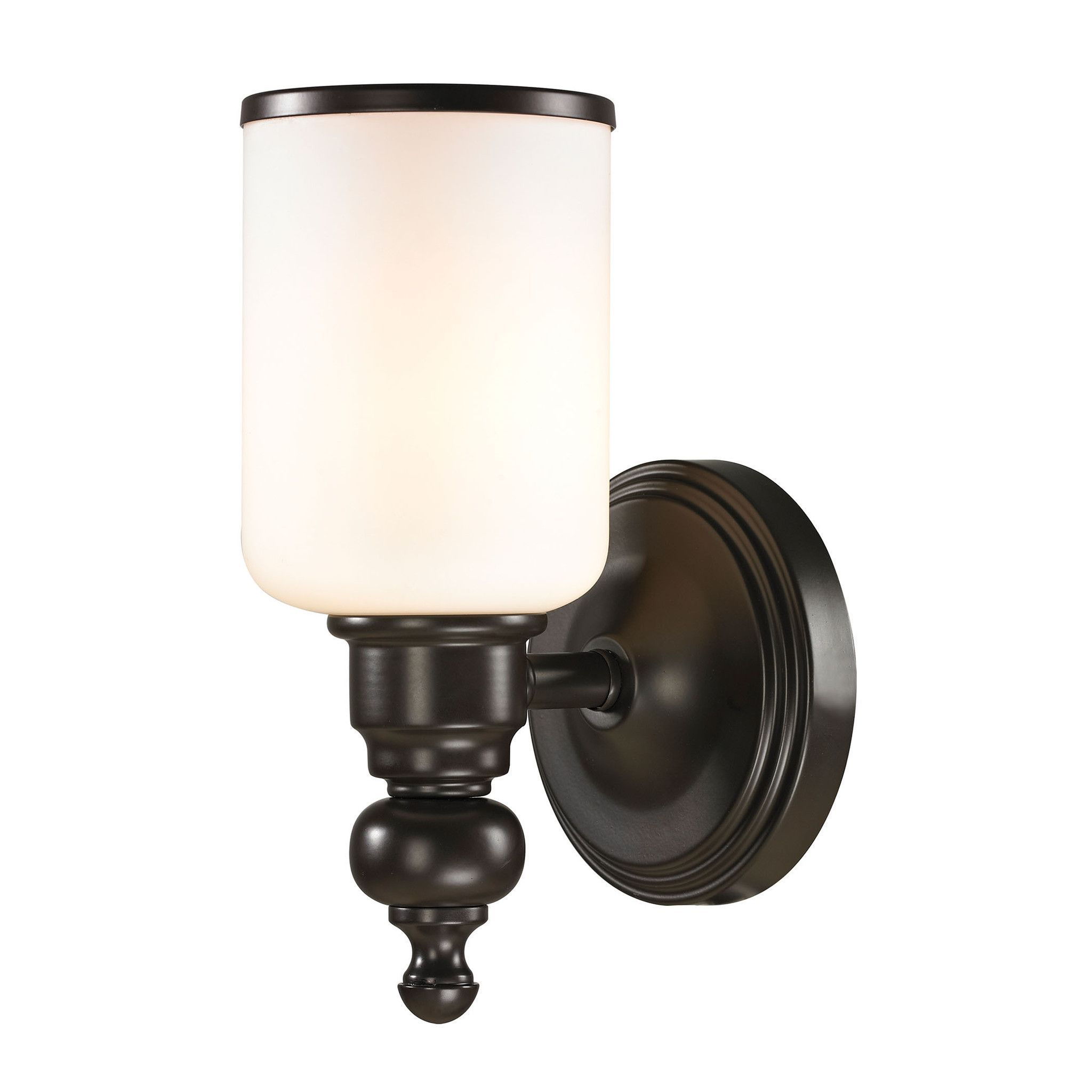 ELK Lighting 11590/1 Bristol Collection Oil Rubbed Bronze Finish