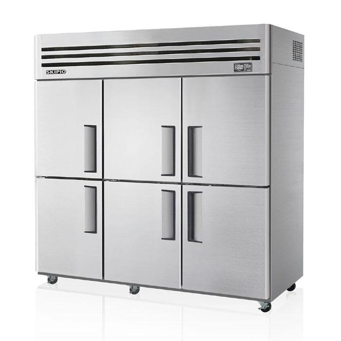 Skipio 6 Doors Upright Freezer SFT656 Upright freezer