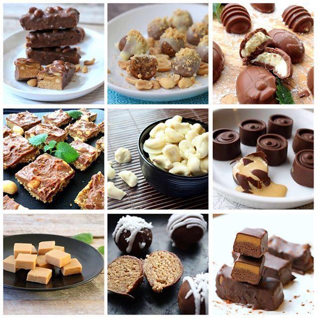Sunnere og sukkerfri snacks som passer perfekt som påskegodt 😊 les meir på dagens innlegg 👉🏻www.lindastuhaug.no 🍫