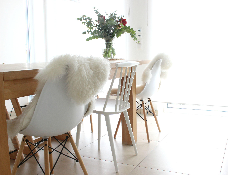 Interior, Esstisch Im Skandinavischen Stil, Neuer Stuhl Von HAY Design,  Scandinavianliving, Diningplace