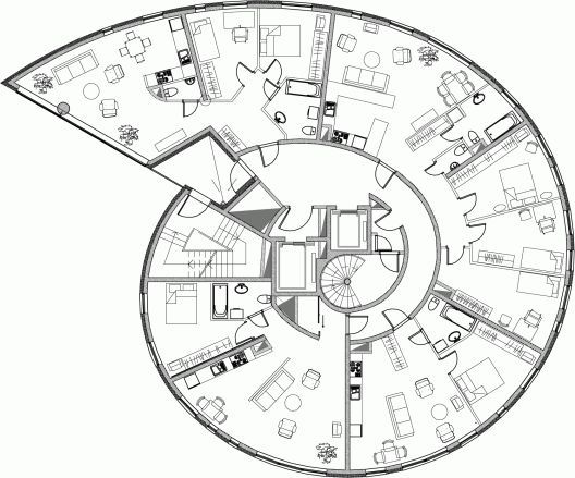 Circular Building Plan Google Search School Building Pinterest Buildi