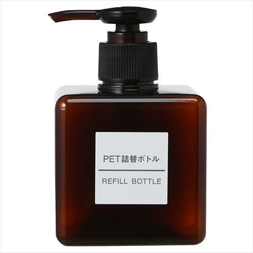 024385920922 $3.4 - Muji Moma Pet Refill Bottle Brown 250Ml #ebay #Fashion | skin ...