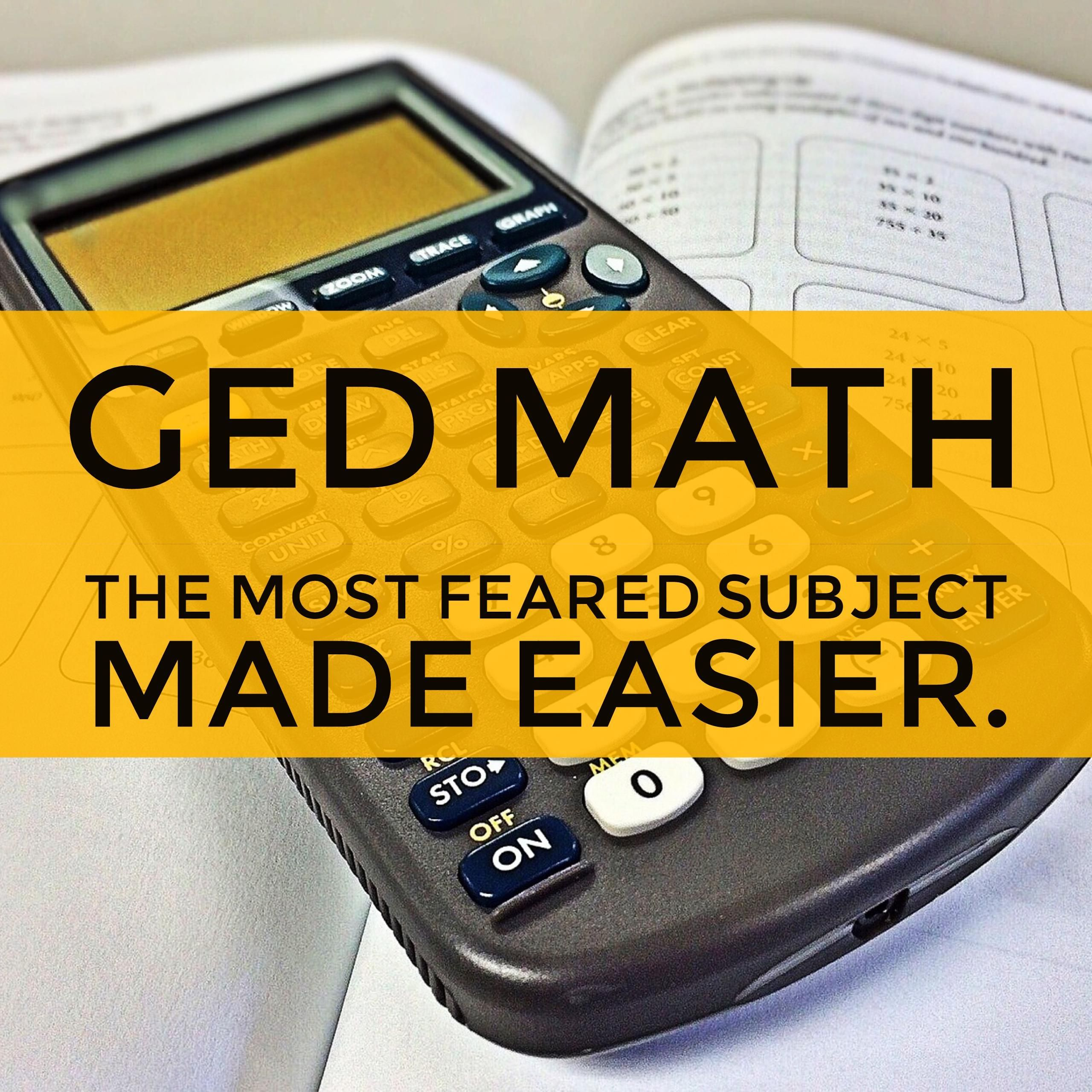 Ged Math Study Guide Printable 6 In
