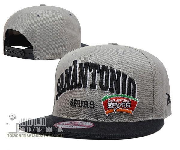 Gorras Planas Baratas NBA San Antonio Spurs 02KT  €13.9