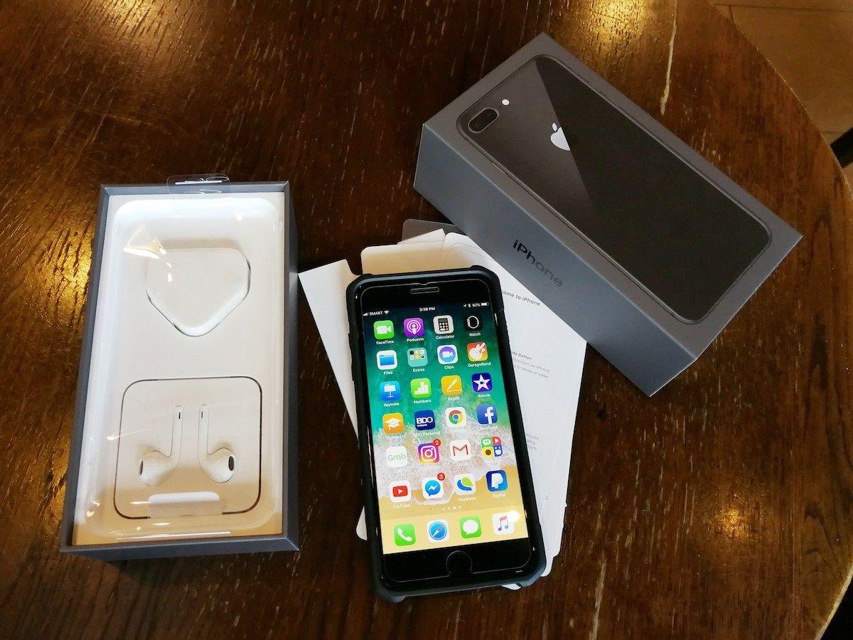 Unlocked Sealed 1:1 Clone iPhone 8 Plus iOS 11 Snapdragon