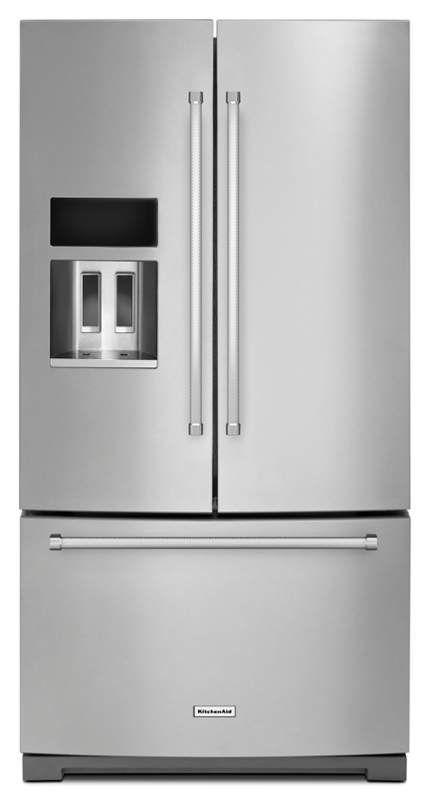 Kitchen Aid Reviews  Refrigerator