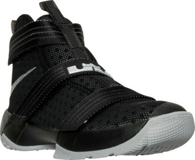Boys Preschool Nike Lebron Soldier 10 Basketball Shoes Finish