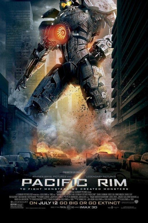 Pacific Rim Pacific Rim Movie Pacific Rim New Poster