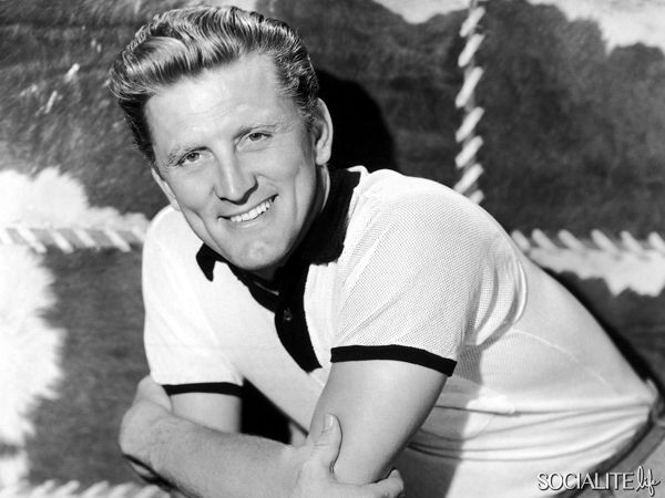 Image result for kirk douglas young