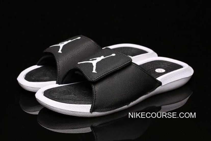 half off 5f8a5 0993a Outlet New Air Jordan Hydro 6 Retro Sandals Black/White Men's And Women's  Size 881473-032, Price: $54.92 - Nike Kyrie Shoes Store