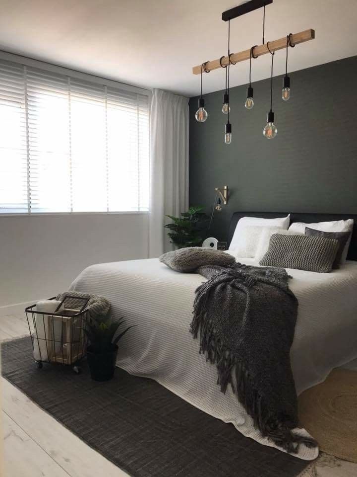 Leuke lamp  Decor ideas in 2019  Quarto decorado