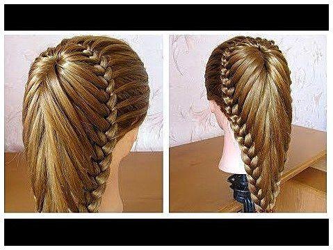 Tuto coiffure tresse facile Coiffure simple et rapide