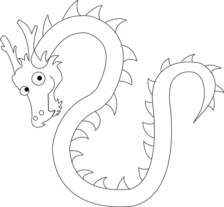 How to draw chinese dragons with easy step by step drawing lesson how to draw chinese dragons with easy step by step drawing lesson ccuart Choice Image