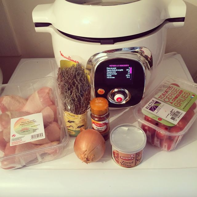 Recettes Cookeo Mai 2015 en 2020 | Idee recette cookeo, Cookeo recette, Recette