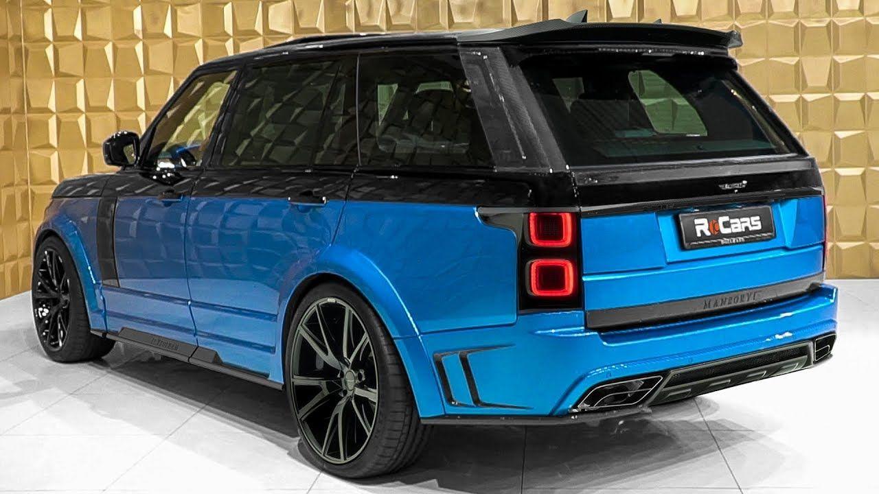 2020 Range Rover Autobiography LWB V8 New Luxury SUV