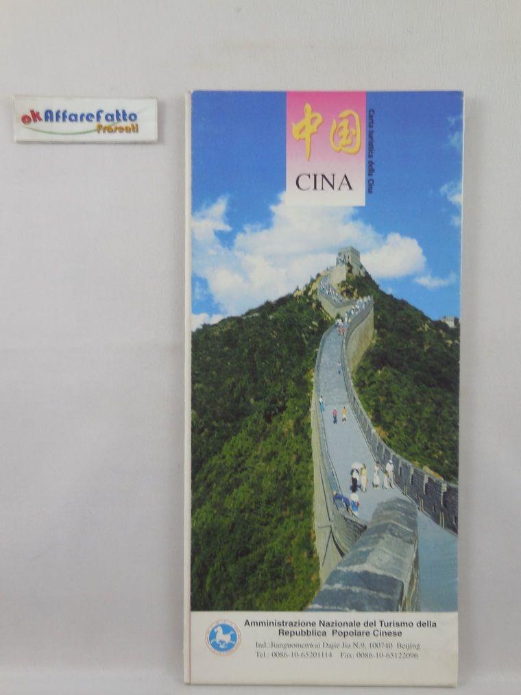 J 5594 CARTA TURISTICA DELLA CINA - http://www.okaffarefattofrascati.com/?product=j-5594-carta-turistica-della-cina