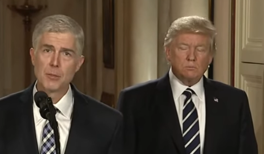 Gorsuch is already proposing the high court water down one of defendants' most basic rights. Just days after stealing Merrick Garland's Supreme Court seat, Neil Gorsuch is channeling Antonin Scalia. On April 20, the newly minted associate justice cast his first ballot. Gorsuch provided the fifth vote that allowed Arkansas to execute a likely innocent man.Casting the Deciding Vote for Death