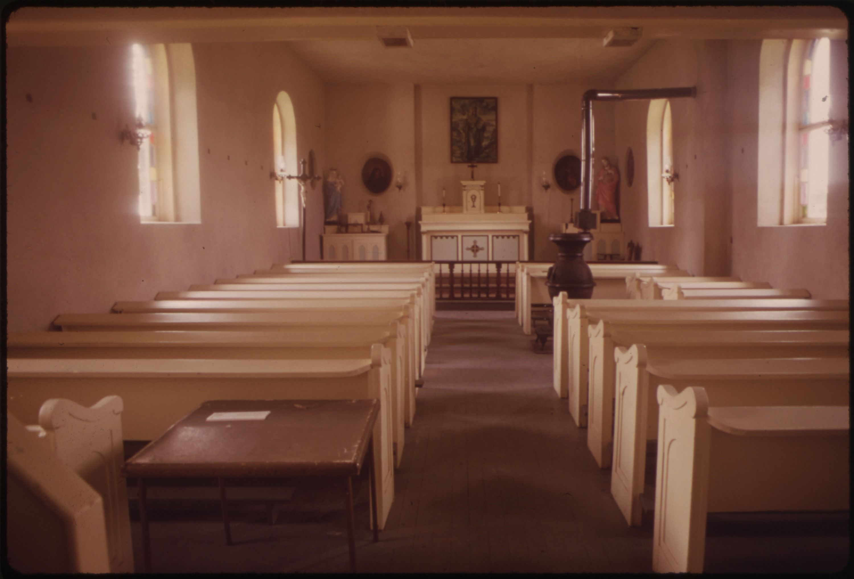 Small Catholic Churches Interior Of Church In Kickapoo Design