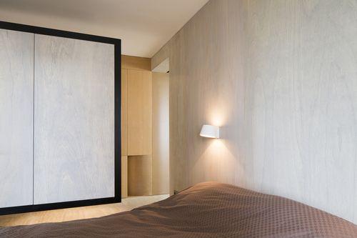 Zwevende Kast Slaapkamer : Amsterdam deze zwevende kast vormt de afscheiding tussen de