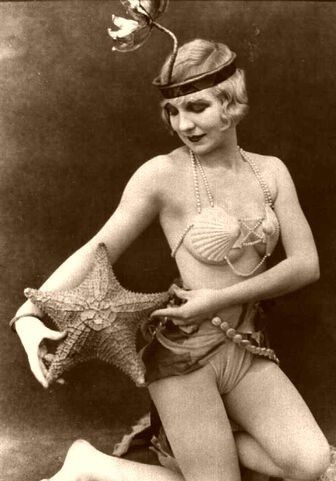 1920s Mermaid on We Heart It.